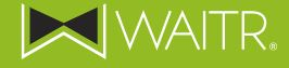 Called to get permission to use WAITR Logo on Website 7-18-2018. ZEG